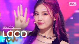 Download lagu ITZY(있지) - LOCO @인기가요 inkigayo 20211003