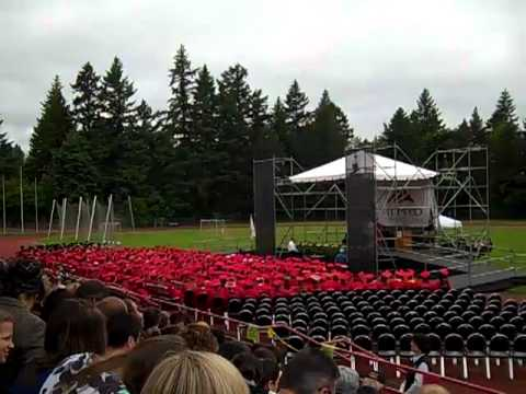 Mt Hood Community College class of 2011