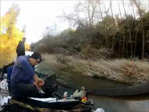 Cams float....2013 Winter steelhead fishing.