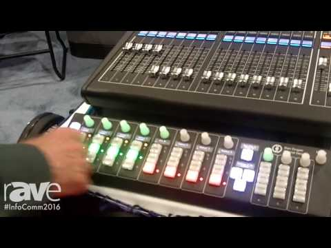 InfoComm 2016: Dan Dugan Sound Design Launches Model K Control Surface