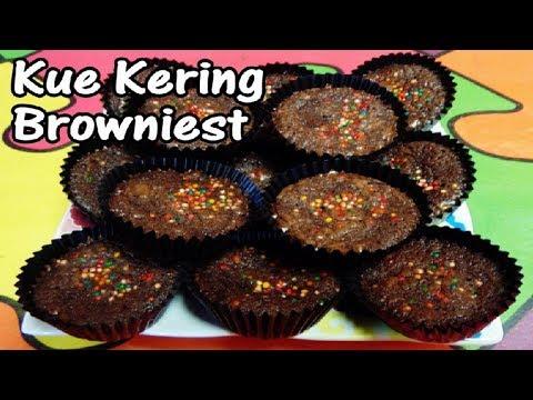 Resep Cara Membuat Kue Kering Browniest