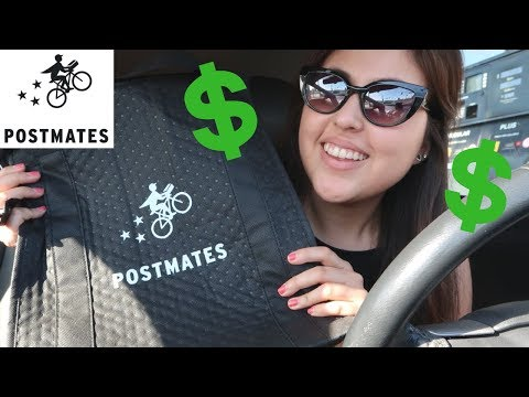 POSTMATES REVIEW: IS IT WORTH IT? TIPS AND EXPERIENCE