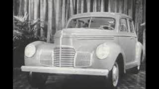 1940 Studebaker Champion Introduction