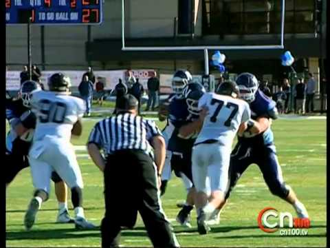 CN100 Play of the Game: Joliet Catholic Academy vs Nazareth Academy