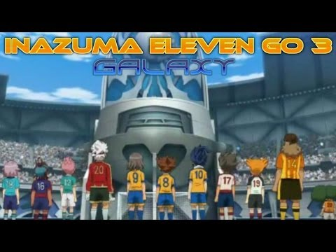 Inazuma Eleven Go 3 Galaxy Walkthrough Episode 1: The Worst Inazuma Japan