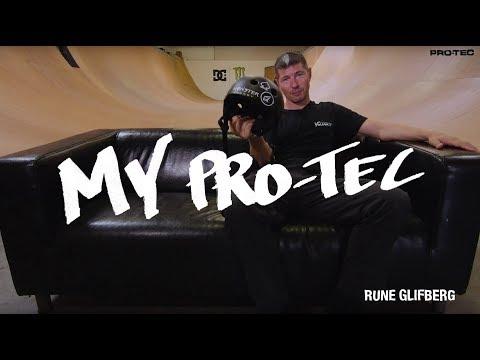 My Pro-Tec: RUNE GLIFBERG