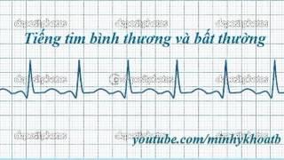 Tiếng Tim: Chương 1: Tiếng tim bình thường và bất thường