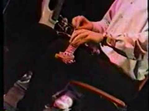 Jeff Healey&Stanley Jordan All/Watchtower Pt 1 Amarillo TX