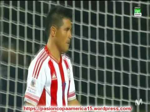 (Relato para llorar)  Paraguay 1 Brasil 1 (4-3) (Radio Uno Am 650) Copa America 2015