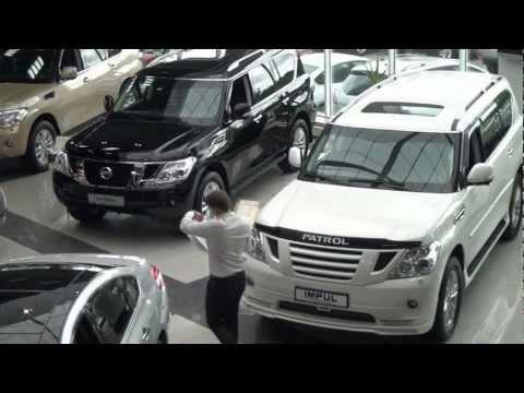 2012 Nissan Patrol Impul in Khabarovsk 27RUS - Nissan Automir - Auto Dealer Media