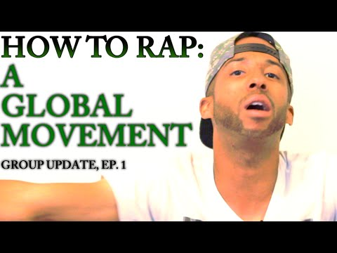 GET Radio Play, MAKE Catchy Songs, and DROP Fire: How To Rap Group Update, Ep. 1