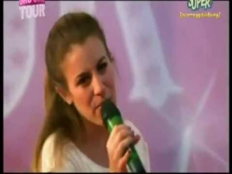 Laura Esquivel - La isla bonita (Giro Giro Tour)