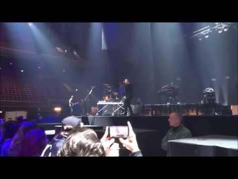 Linkin Park LIVE - LPU Summit Amsterdam - Burn It Down reggae...