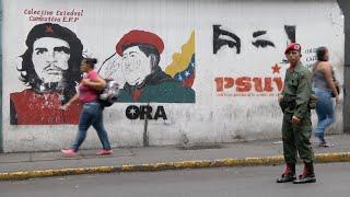 The experiment of Venezuela - A documentary by Iásonas Pipinis