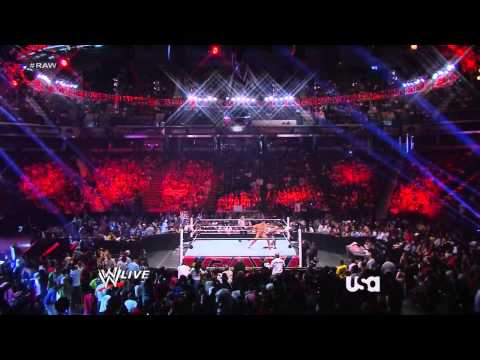 Wwe: Monday Night Raw 12 08 2013 [hd-720p][español - Completo] video
