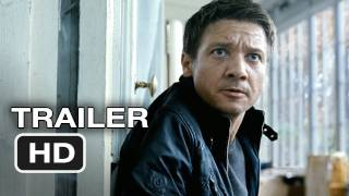 The Bourneacy Official Trailer #1 - Jeremy Renner Movie (2012) HD