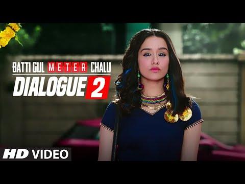 Dialogue Promo 2: Batti Gul Meter Chalu |Shahid Kapoor, Shraddha Kapoor, Divyendu Sharma,Yami Gautam