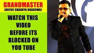 Grandmaster Shifuji Shaurya Bhardwaj | Every Indian Should Watch This Video