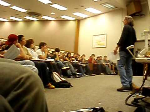 Indiana University Class Clown - Hilarious Video