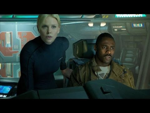 'Prometheus' Star Idris Elba Talks Sci-Fi Blockbuster