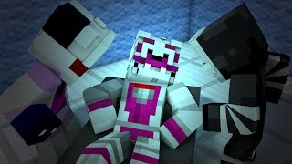 Minecraft Fnaf Sister Location - Funtime Foxy Loses A Tooth (Minecraft Roleplay)