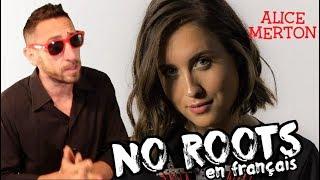 Alice Merton - No roots (traduction en francais) COVER Frank Cotty