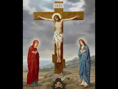 A pod krzyżem Matka stała