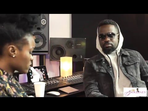 Sarkodie in an exclusive interview with Nayoka Oware on The Journey music videos 2016