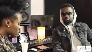The FULL INTERVIEW: The Journey Exclusive with Sarkodie