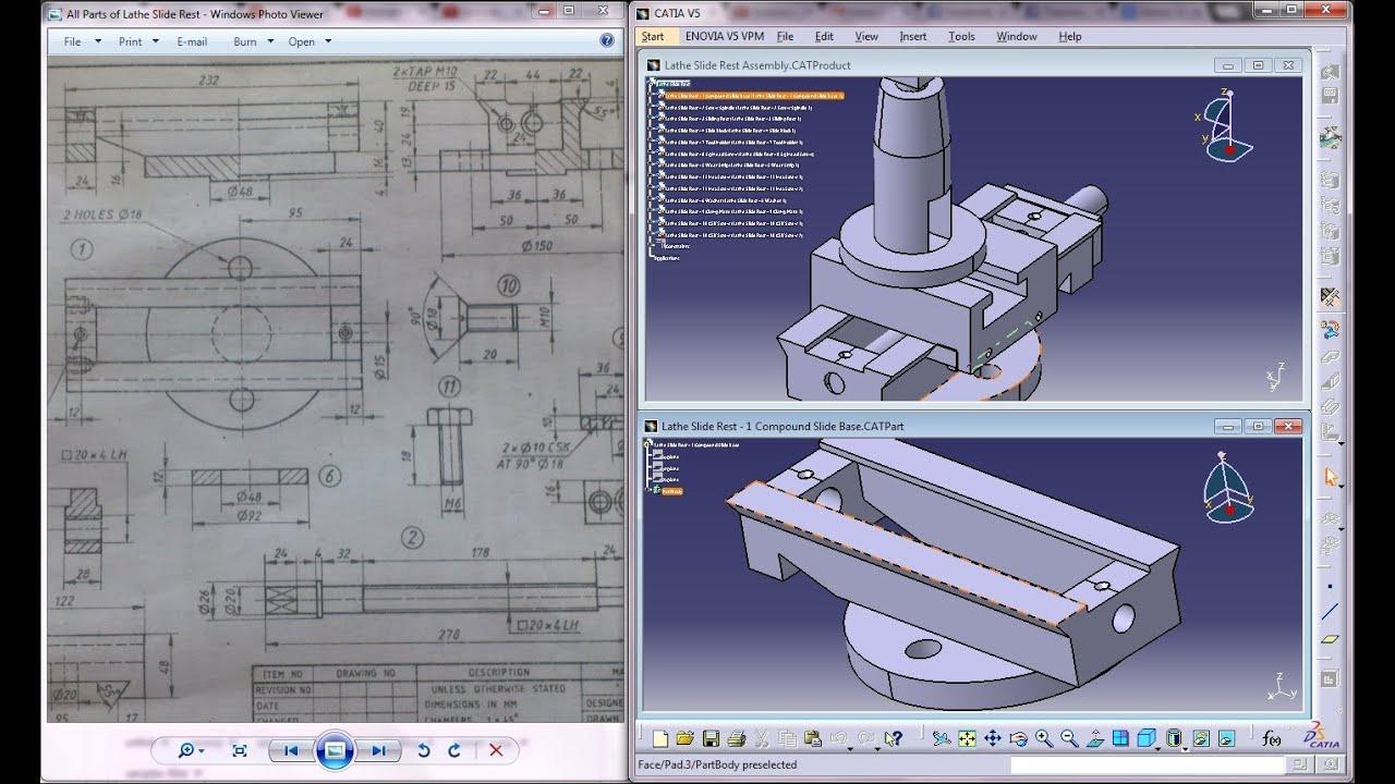 catia v5 tutorial pdf free download