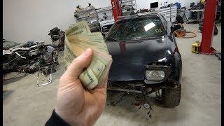 HOW TO MAKE MONEY RUINING CARS