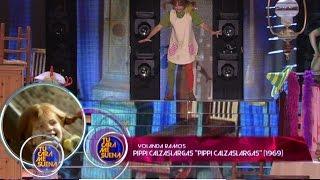 Yolanda Ramos es Pippi Calzaslargas - TCMS5
