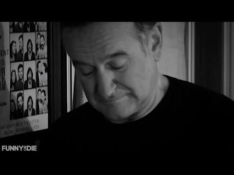Robin Williams in «Multiple Exposures»