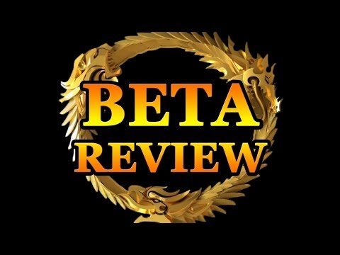 Elder Scrolls Online BETA Review