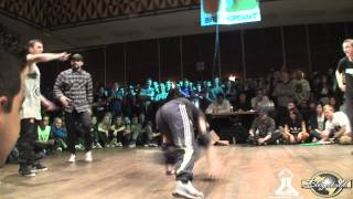 RIOT FAM vs MELTING FORCE (FLOOR WARS 2012)