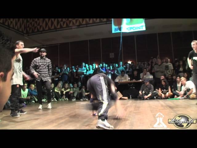 RIOT FAM vs MELTING FORCE (FLOOR WARS 2012) WWW.BBOYWORLD.COM