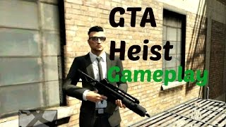 GTA 5: Heist - Humane Raid - Key Codes HD