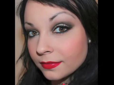 tutorial look femme fatale