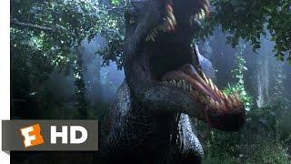 Jurassic Park 3 (2/10) Movie CLIP - Spinosaurus! (2001) HD