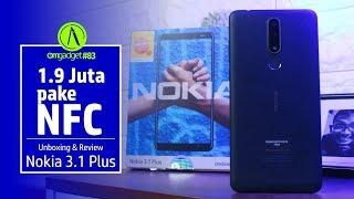 Nokia 3.1 Plus Indonesia : 1,9 Juta aja, lebih oke dari Redmi Note 7 ?