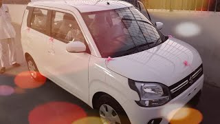 New Wagon R 2019 top model ZX I 1.2 litre first look