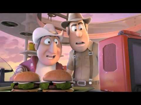 Тэд Джонс и Затерянный город (2012) - Русский трейлер мультфильма