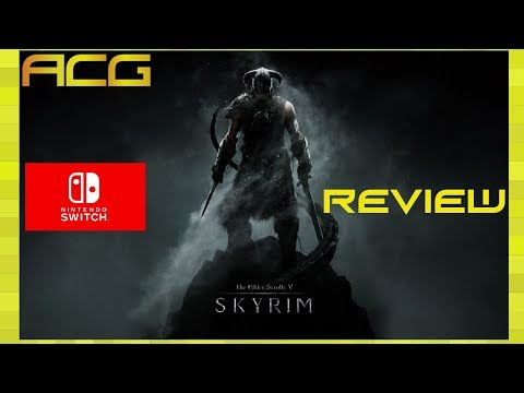 "Skyrim Review ""Buy, Wait for Sale, Rent, Never Touch?"" - Switch Version"