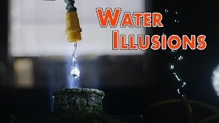 How to create Water Illusions | Shanks FX | PBS Digital Studios