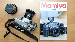 Mamiya 7 Overview and Specs