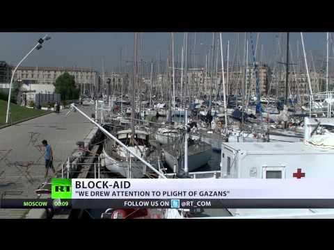 Freedom Flotilla achieved its goal, attracting worldwide attention to Gaza blockade – passenger