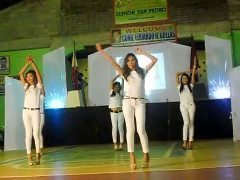 Ms. Teen Pooc 2013 Pre-pageant Production Number... video