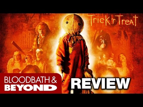 Trick 'r Treat (2007) - Horror Movie Review