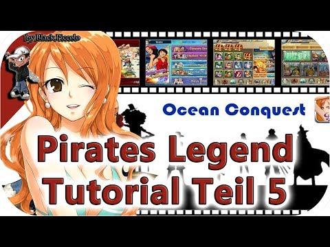 Pirates Legend Tutorial Teil 5 [Wie baue ich mein Team]