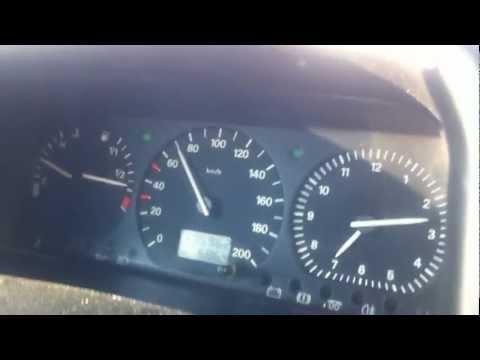 VW Transporter (T4) 1.9 TD Acceleration